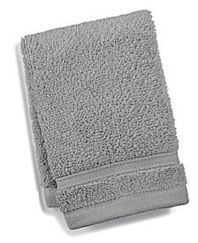 """Ultimate MicroCotton® 13"""" x 13"""" Washcloth, Created for Macy's"""