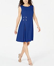 Grommet Side Dress, Created for Macy's