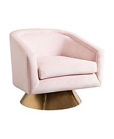 Chloe Swivel Accent Chair