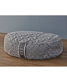 Crystal Cove Buckwheat Filled Meditation Pillow