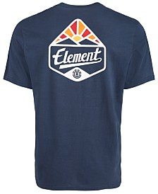 Element Men's Dowling Logo Graphic T-Shirt