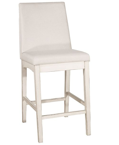 Hillsdale Clarion Non-Swivel Parson Counter Height Stool