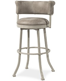 Westport Swivel Bar Height Stool