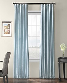 "Exclusive Fabrics & Furnishings Blackout Taffeta 50"" x 108"" Curtain Panel"