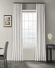 "Vintage Textured 50"" x 84"" Curtain Panel"