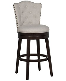 Edenwood Swivel Bar Height Stool