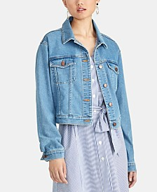RACHEL Rachel Roy Kerrie Denim Jacket