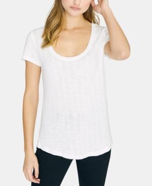 Sanctuary T-shirts SCOOP-NECK T-SHIRT