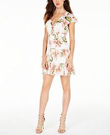 Short-Sleeve Iola Dress