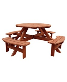 Leisure Season Round Picnic Table