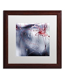 "Beata Czyzowska Young 'One Day I'll Find You' Matted Framed Art - 16"" x 16"""