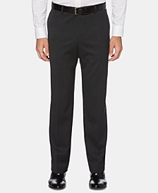 Men's Portfolio Modern-Fit Performance Stretch Heathered Stripe Dress Pants