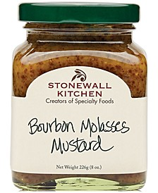 Bourbon-Molasses Mustard