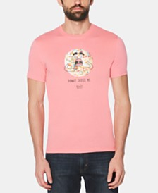 Original Penguin Men's Donut Judge Me Graphic T-Shirt