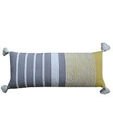 "Chicos Home Modern Studio Throw Pillow Cover 14"" x 36"""