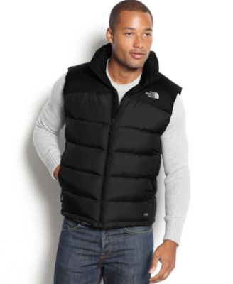 The North Face Nuptse 2 Quilted Down Vest - Coats & Jackets - Men - Macy's