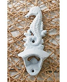 KINDWER Antiqued Seahorse Bottle Opener