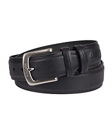 Columbia Casual Leather Men's Belt