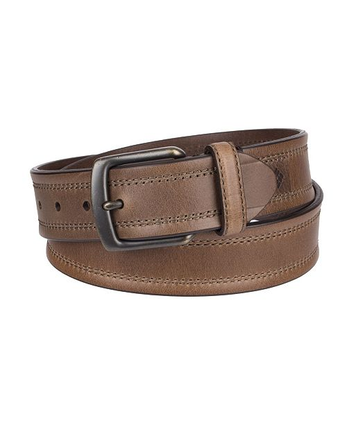 Columbia Men's Casual Leather Belt