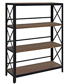 Industrial Four Tier Shelf