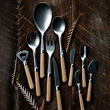 Albero Wood Flatware Collection