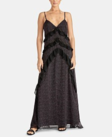 RACHEL Rachel Roy Leta Ruffle Dress
