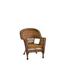 Wicker Chair - Set of 4