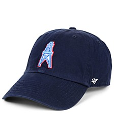 Houston Oilers CLEAN UP Strapback Cap