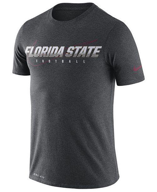 Nike Men's Florida State Seminoles Facility T-Shirt