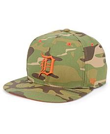 Detroit Tigers Blockade Strapback Cap