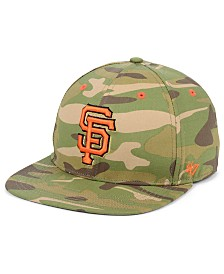 '47 Brand San Francisco Giants Blockade Strapback Cap