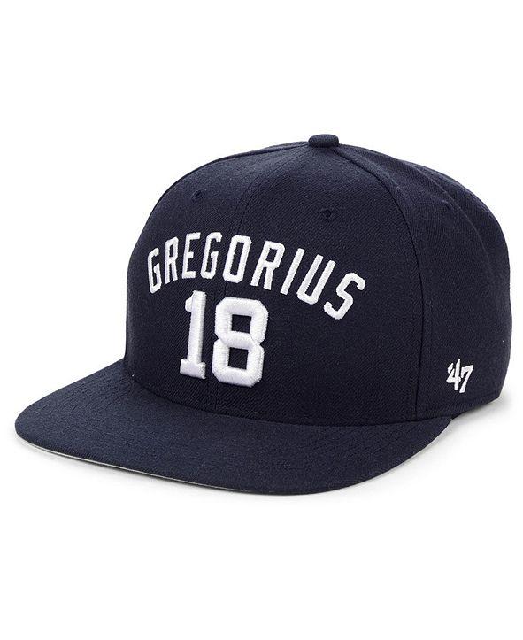 '47 Brand Didi Gregorius New York Yankees Player Snapback Cap