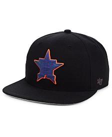 '47 Brand Houston Astros Iridescent Snapback Cap
