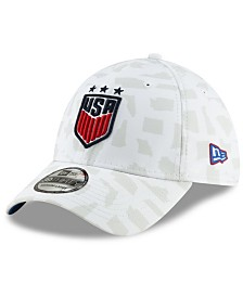 New Era Women's USA National Team Star Stated 39THIRTY Stretch Fitted Cap
