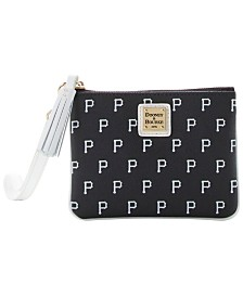 Dooney & Bourke Pittsburgh Pirates Stadium Wristlet