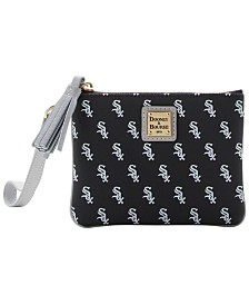 Dooney & Bourke Chicago White Sox Stadium Wristlet