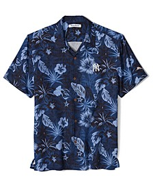 Men's New York Yankees Fuego Floral Top