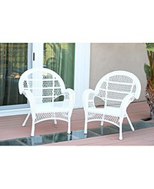 Santa Maria Wicker Chair - Set of 2