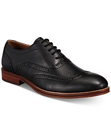 Steve Madden Men's Vellon Dress Lace-Up Oxfords
