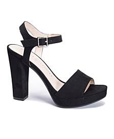 Aced Platform Wedge Sandals