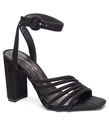 Jonah Asymmetrical Dress Sandals