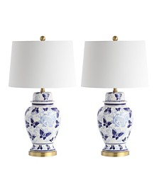 Safavieh Hana Set of 2 Table Lamp