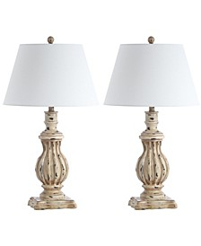 Tanner Set of 2 Table Lamp
