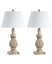 Safavieh Tanner Set of 2 Table Lamp