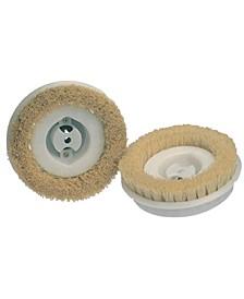 """45-0135-9 6"""" Polishing Brushes, 2 pk"""