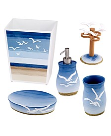 Seagulls 5-Pc. Bath Accessory Set