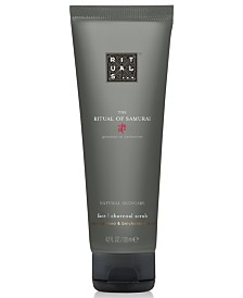 RITUALS Men's The Ritual Of Samurai Face Charcoal Scrub, 4.2-oz.