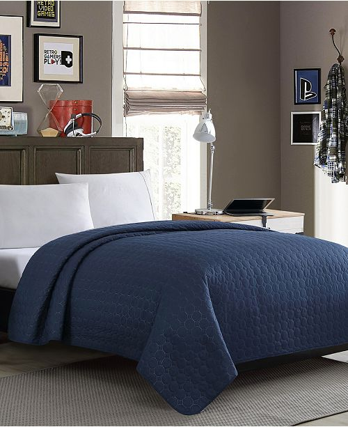VCNY Home Jackson King Quilt