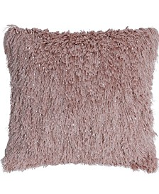 Tiffany 18x18 Shag Pillow