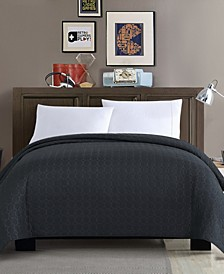 Jackson Embossed Twin Quilt